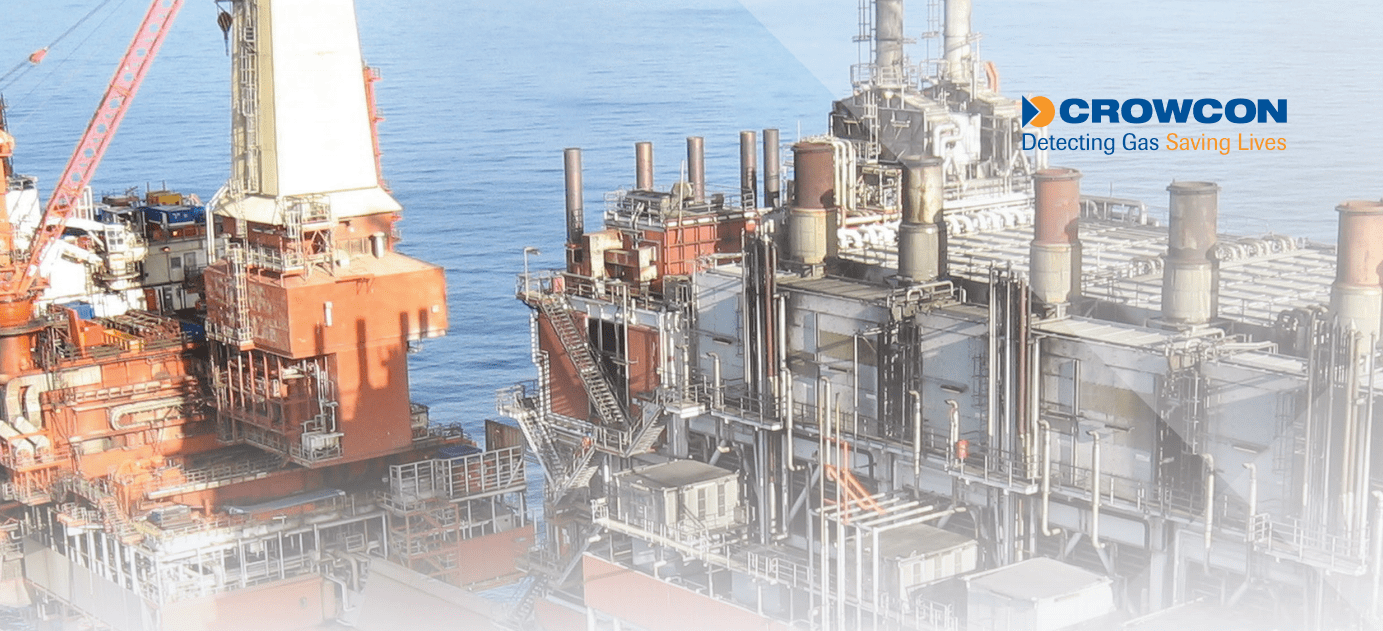 Crowcon Detecting Gas