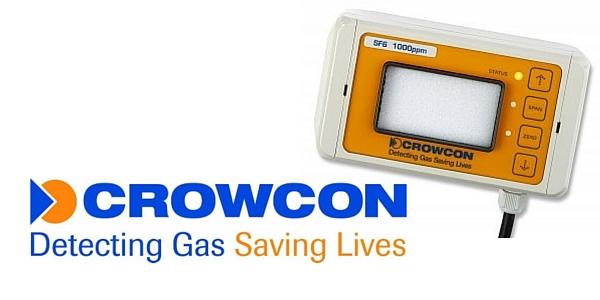 Crowcon F-Gas Detector