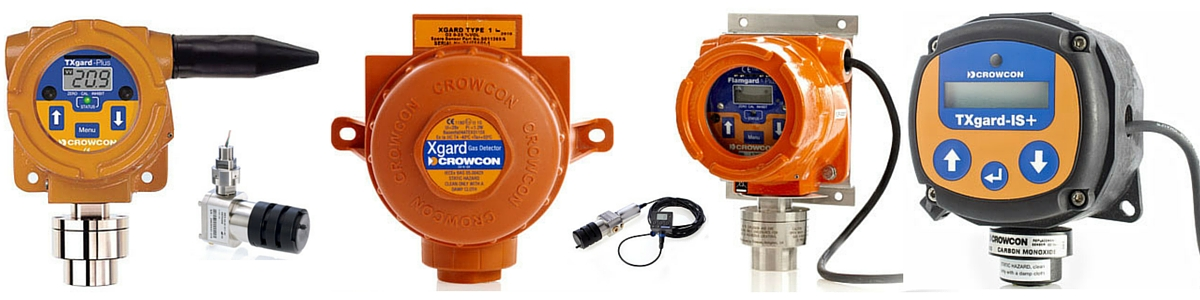 Crowcon Fixed Gas Detectors