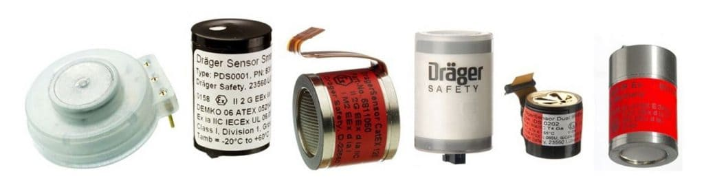 Drager Sensors