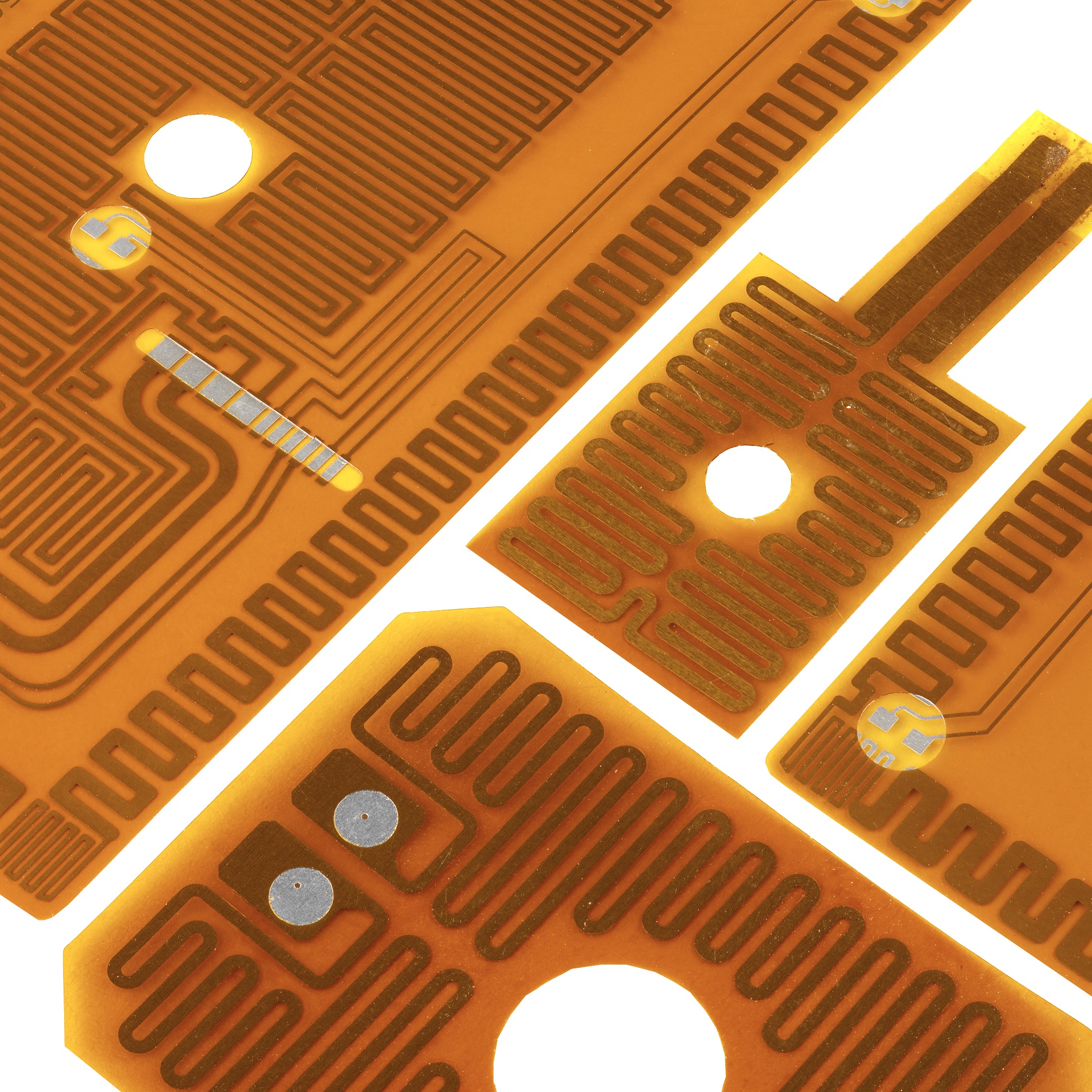 Kapton Heaters