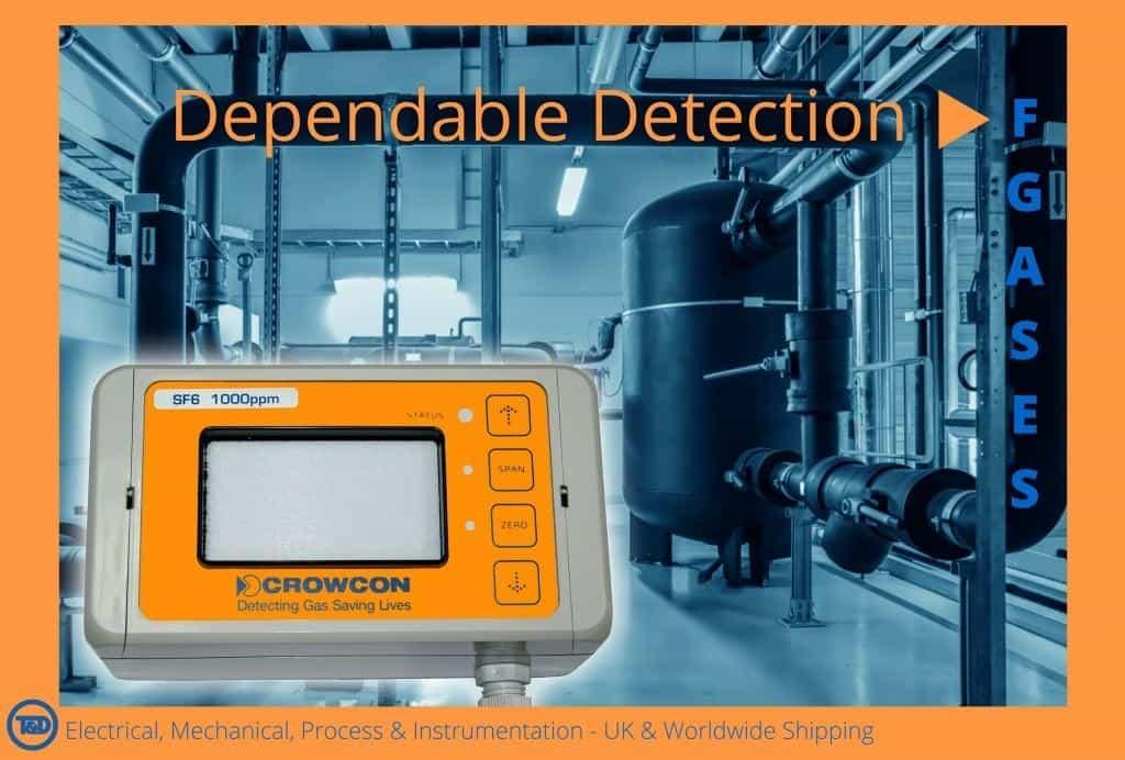 Crowcon F Gas Detectors