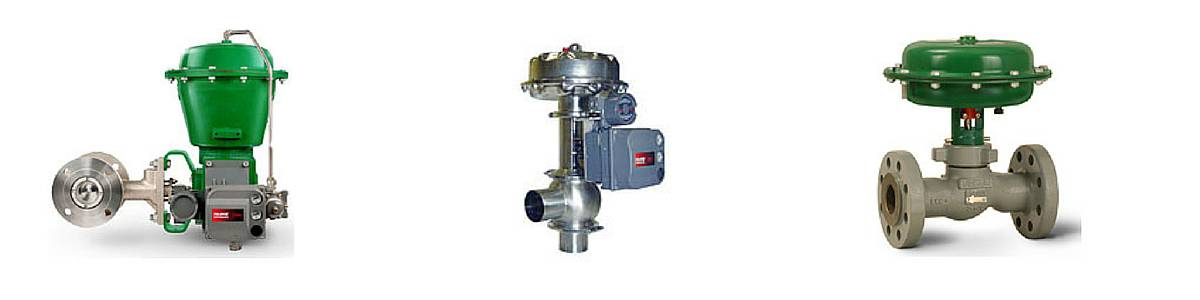 Fisher Valves - Control Valves
