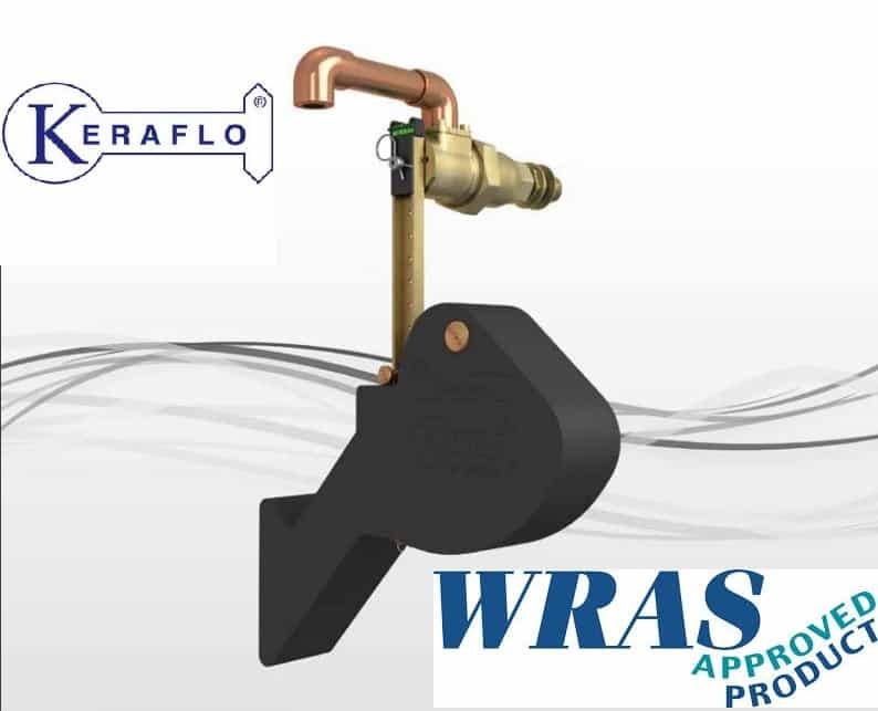 Keraflo Float Valves - WRAS Approved
