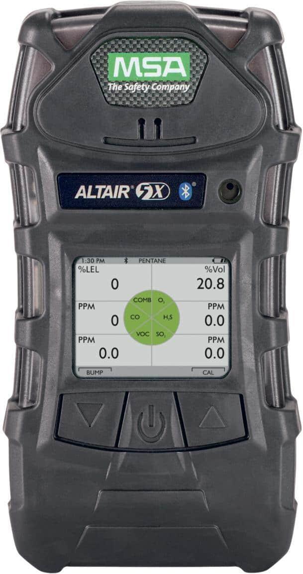 MSA ALTAIR 5X Portable Multigas Detector