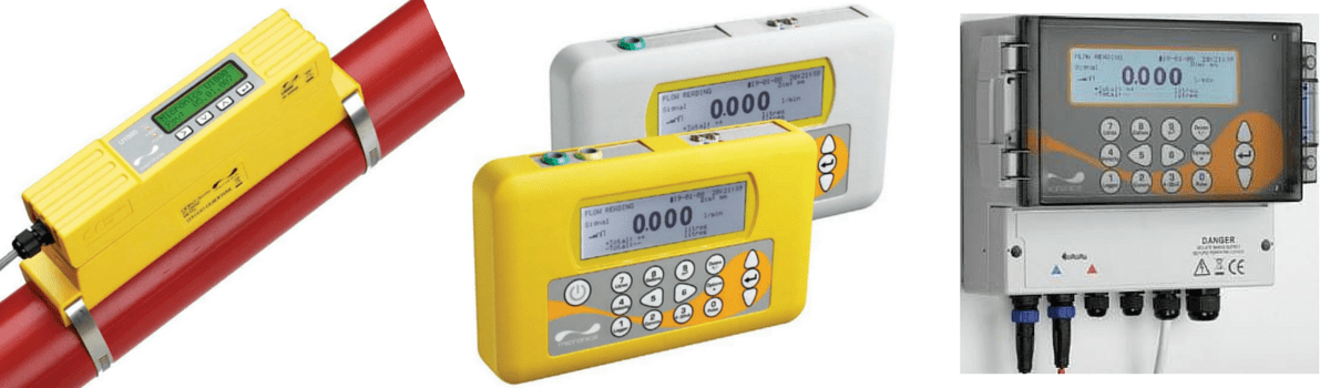Micronics Flow Meters & Measurement - Non-invasive Clamp-on Ultrasonic Flow Metering