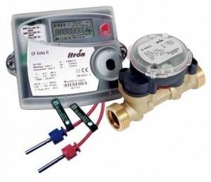 Itron CF Echo II Heat Meter