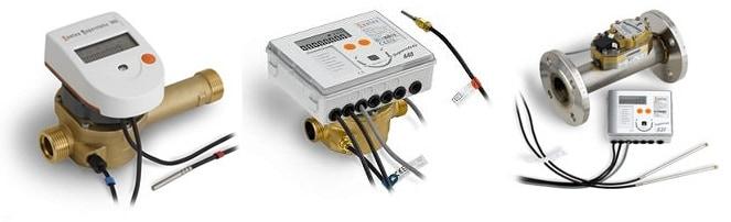 Sontex Heat Meters