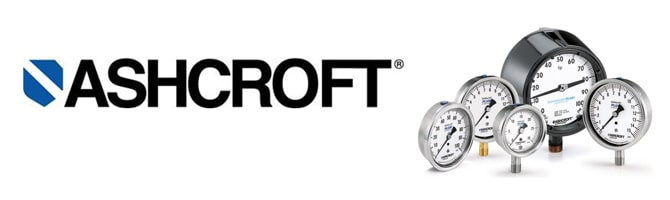 Ashcroft Pressure Gauges