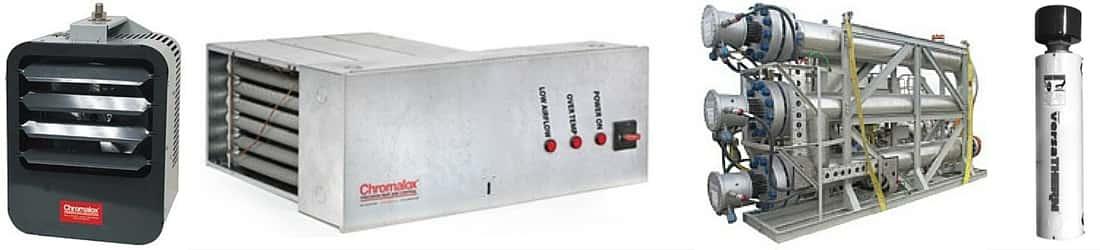 Chromalox Industrial Process Heaters