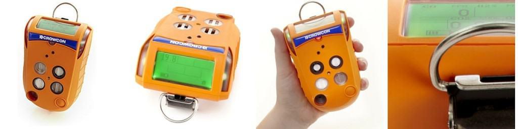 Crowcon Gas-Pro Gas Detectors