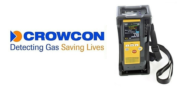 Crowcon Laser Methane Mini Portable Gas Detectors
