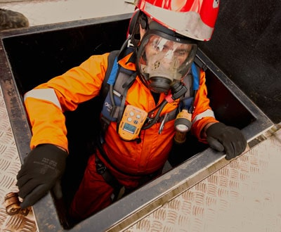 Confined Spaces Gas Detection