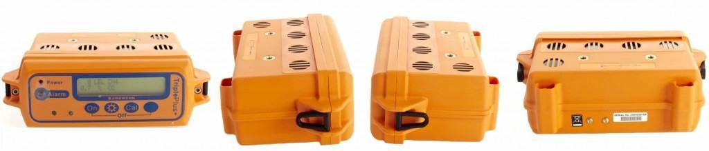 Crowcon Triple Plus+ Gas Detector
