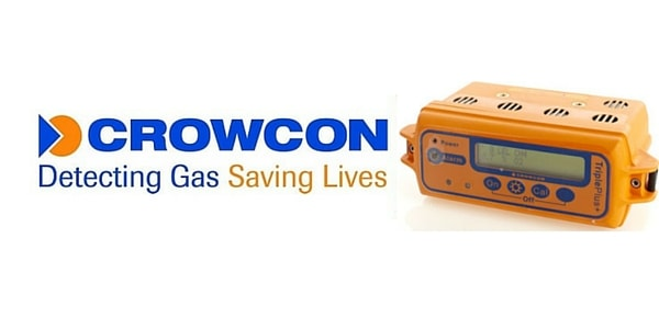 Crowcon Triple Plus+ Gas Detector - Hazardous Area ATEX