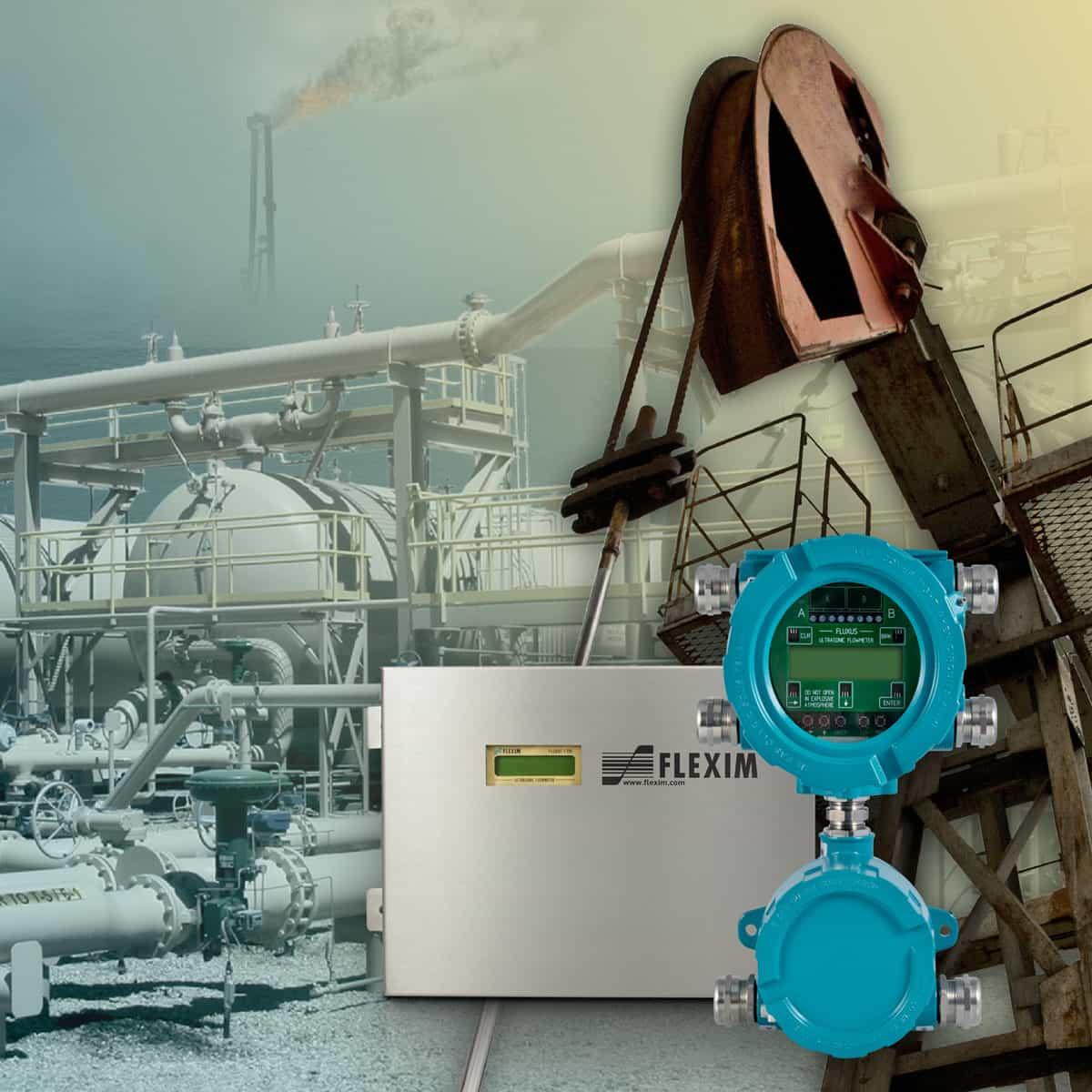 FLUXUS Ultrasonic Flow Meter For Upstream/Offshore Solutions