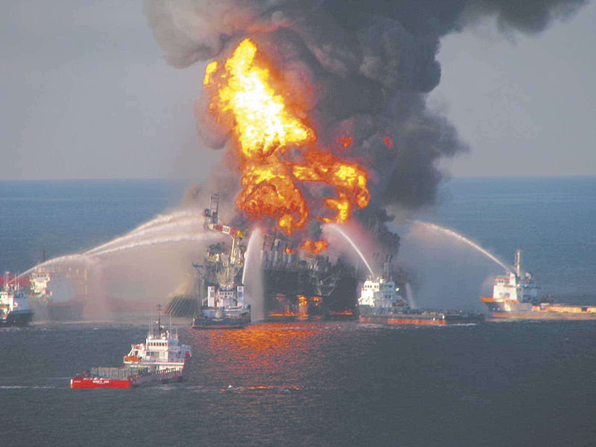 Reports show Deepwater Horizon blast triggered by methane bubble. Investigation reveals accident on Gulf of Mexico rig was caused when methane gas escaped from oil well before exploding. Via The Guardian