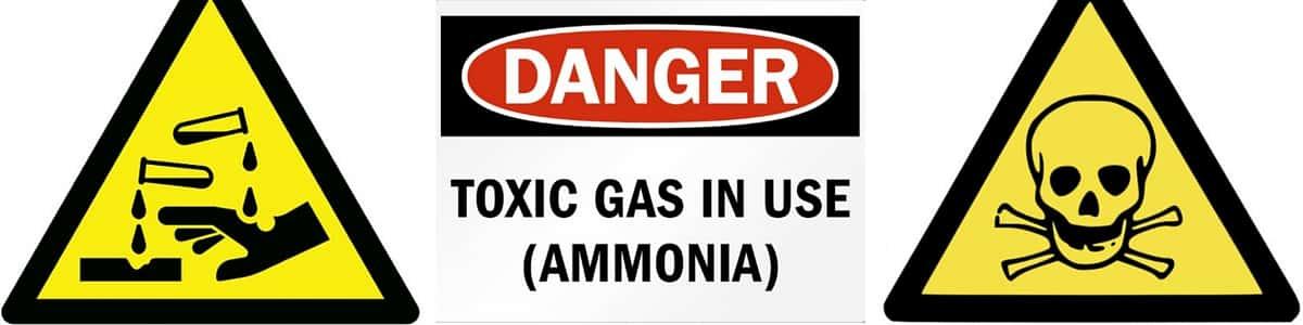 Ammonia Gas Detection Nh3 Gas Dangers Detectors