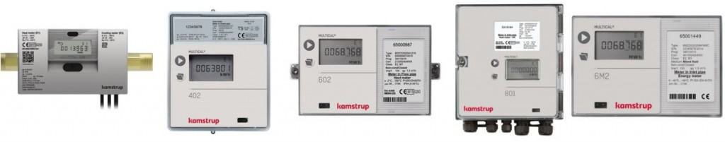 Kamstrup Heat Meters