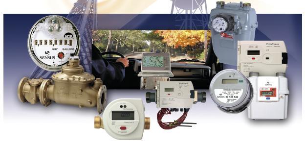 Sensus Heat Meters & Cooling Meters, Flow Meters & Energy Measurement Meters