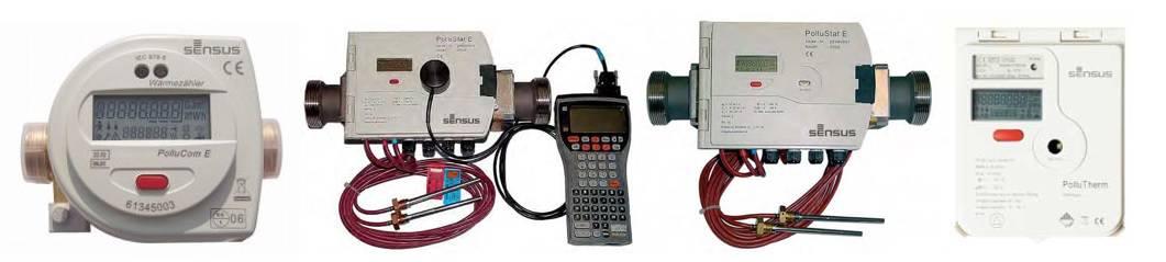 Sensus Heat Meters