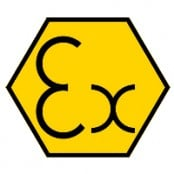 ATEX European Hazardous area certifications
