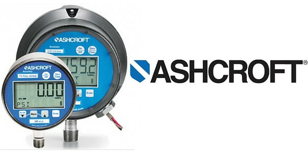Ashcroft 2074 Digital Pressure Gauge