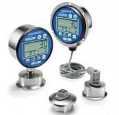 Ashcroft 2132 and 2136 Digital Sanitary Pressure Gauge