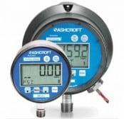 Ashcroft 2232 and 2236 Digital Sanitary Pressure Gauge