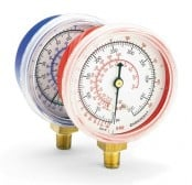 Ashcroft Commercial Pressure Gauges
