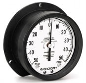 Ashcroft Differential Pressure Gauges