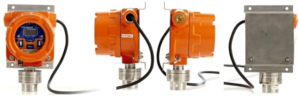 Crowcon Flamgard Plus Gas Detector