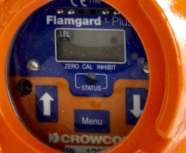 Crowcon Flamgard Plus