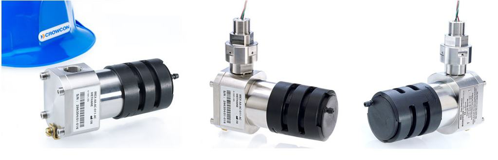 Crowcon IREX Gas Detector