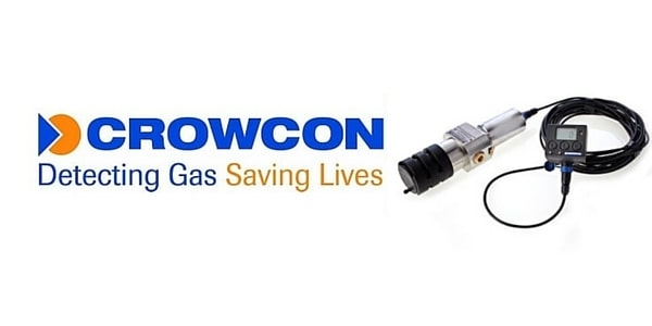 Crowcon IRmax Gas Detector | Infrared