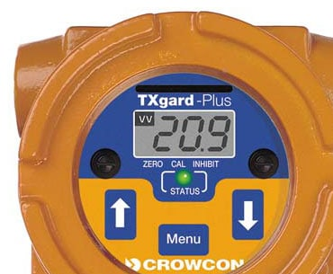 Crowcon TXgard Plus Gas Detector