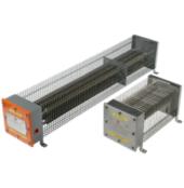 Air Warmers & Fan Heaters | ATEX Zone 1 & Zone 2 Hazardous Area Heaters