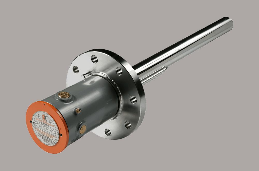 EXHEAT FP-C Hazardous Area Flameproof Removable Core Immersion Heater