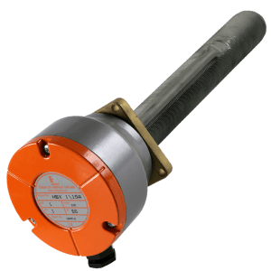 EXHEAT HB Removable Core Type Industrial Immersion Heaters