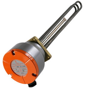 EXHEAT HB Rod-Type Industrial Immersion Heaters - ATEX