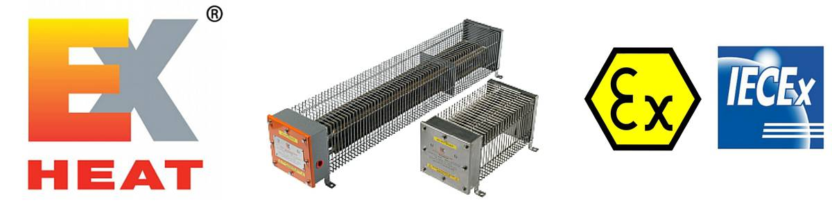 EXHEAT Hazardous Area Heaters - EXHEAT FAW