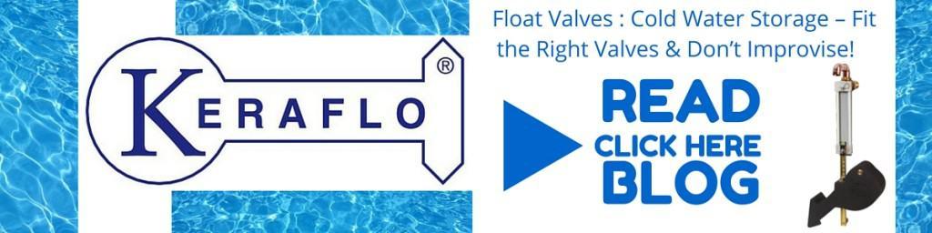 Float Valves - Keraflo Valves WRAS Approved