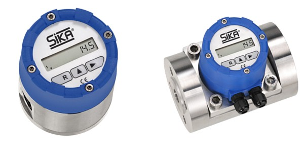 Flow Meters - Threaded & Flanged Variable & Oval Gear Flow Meters