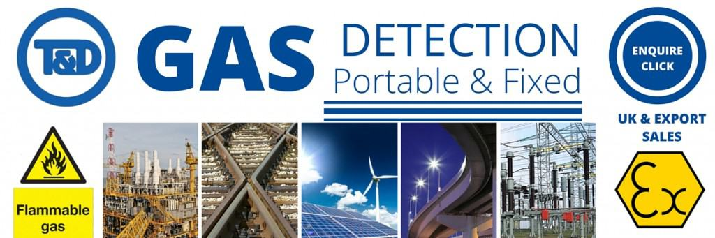 Gas Detectors Detection - Portable & Fixed (Crowcon)