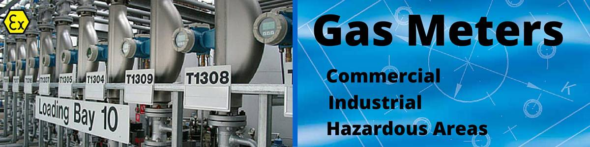 Rotary Gas Meters (Common CGR)