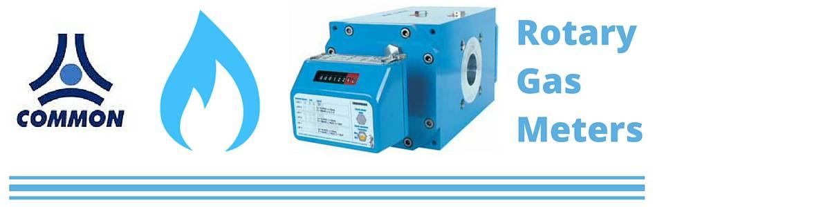 Gas Meters - Rotary Gas Meters