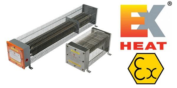 Hazardous Area Air Warmers Air Heaters - EXHEAT FAW