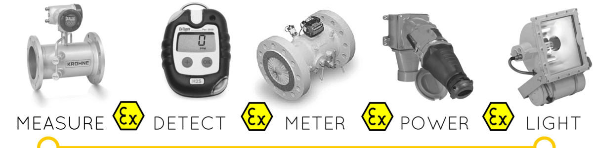 Hazardous Area - Gas Detection, Metering, Lighting & Flow Measurement