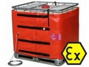 IBC Heaters – Hazardous Area Zone 1 & Zone 2 ATEX Certified