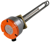 Immersion Heaters – Hazardous Area Zone 1 & Zone 2 (ATEX) – EXHEAT